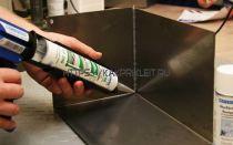 Чем склеить алюминий