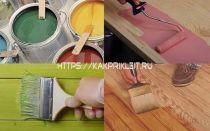 Время высыхания масляной краски