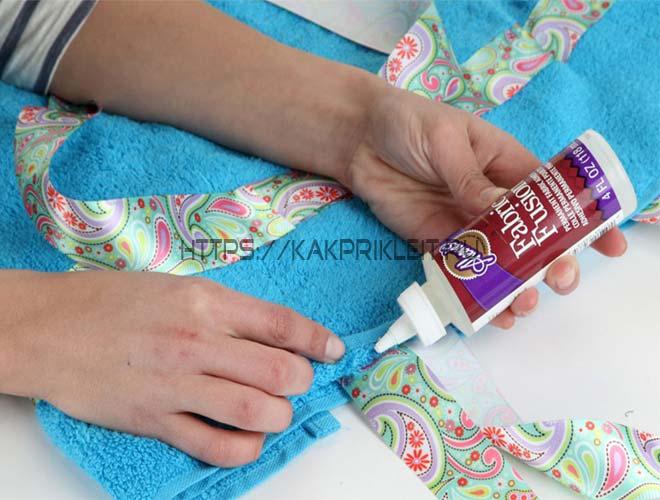 Клей для ткани